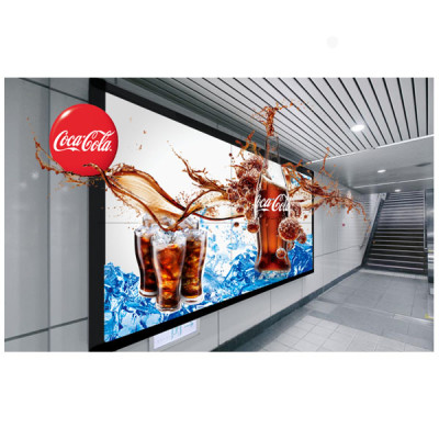 glass free 3D video wall