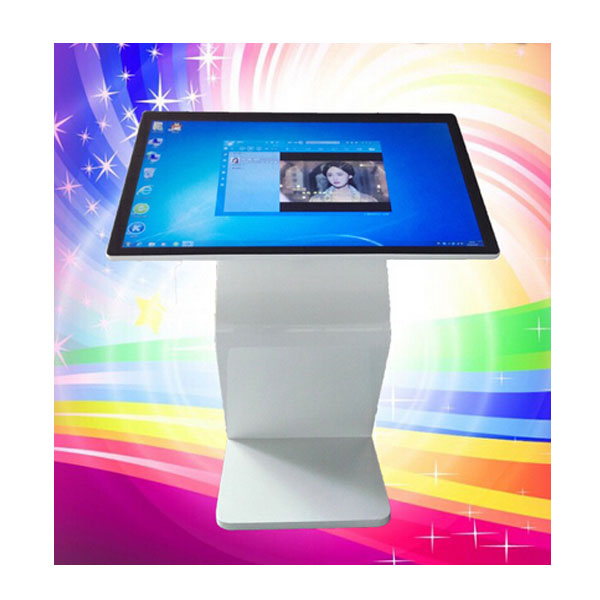 interactive-wayfinding-kiosk capacitive touch kiosk