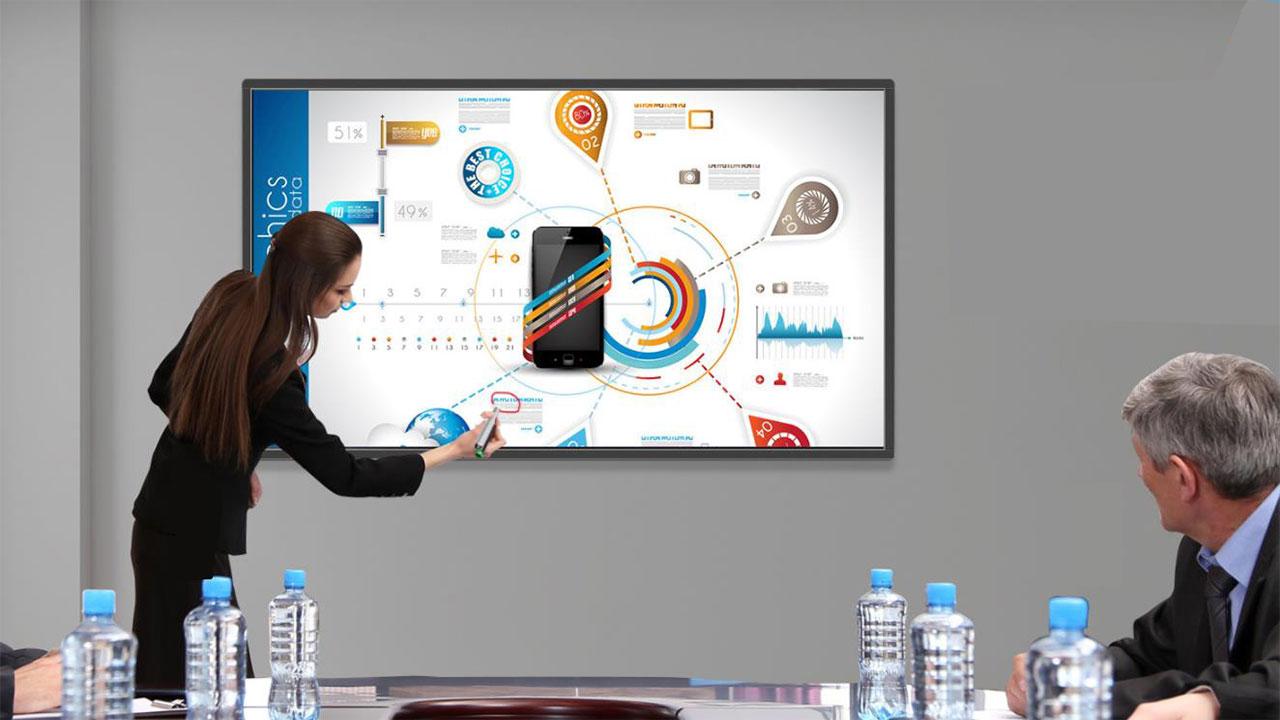 interactive smart whiteboard
