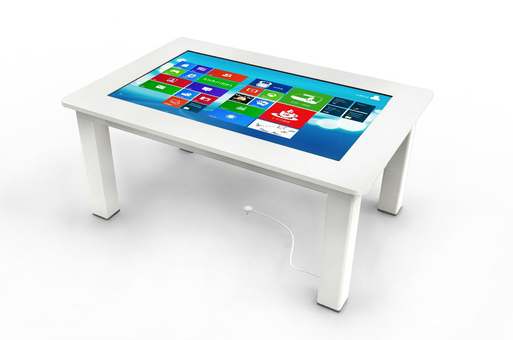 43 inches table screen touch new