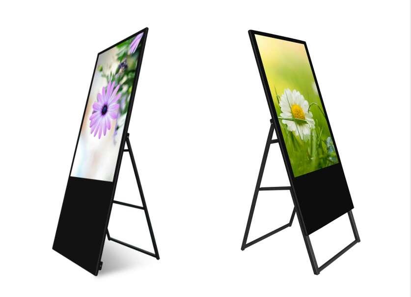 Digital price/menu board stand