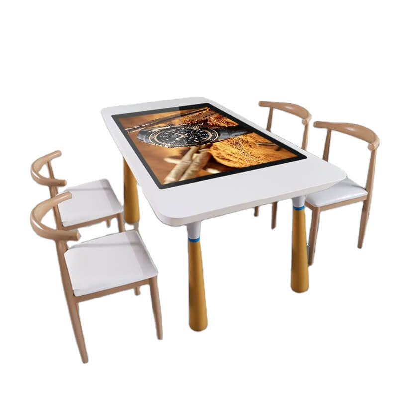 touch screen coffee table waterproof lcd monitor